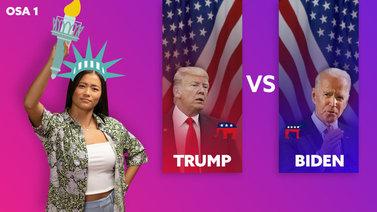 Mitä väliä Suomelle on voittaako Trump vai Biden?