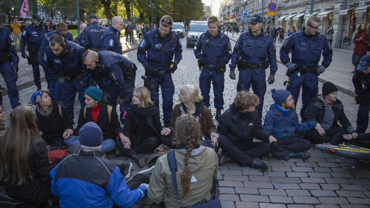 Poliisijohtaja: poliisi ei rikkonut lakia Elokapina-mielenosoituksessa