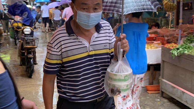 Kiinalaisilla ruokatoreilla käy jälleen kuhina