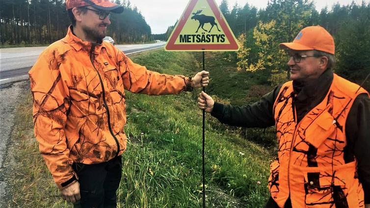 Metsästysonnettomuudet ovat sävyttäneet jahtikautta