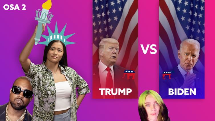 Yle Mix: Näin valitaan Yhdysvaltain presidentti