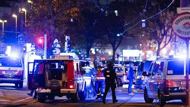 Wienin terrori-iskussa viisi kuollutta