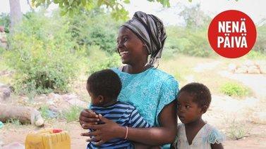 14-vuotiaan Maryn koulunkäynti loppui raskauden takia
