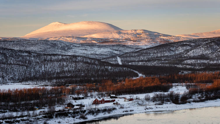 Suomen ja Norjan saamelaiskäräjät vastustavat St1:n isoa tuulivoimahanketta
