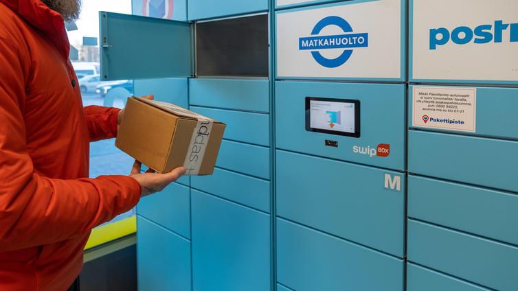 Verkkokauppa nostaa pakettikuljetusten määrän ennätyslukemiin