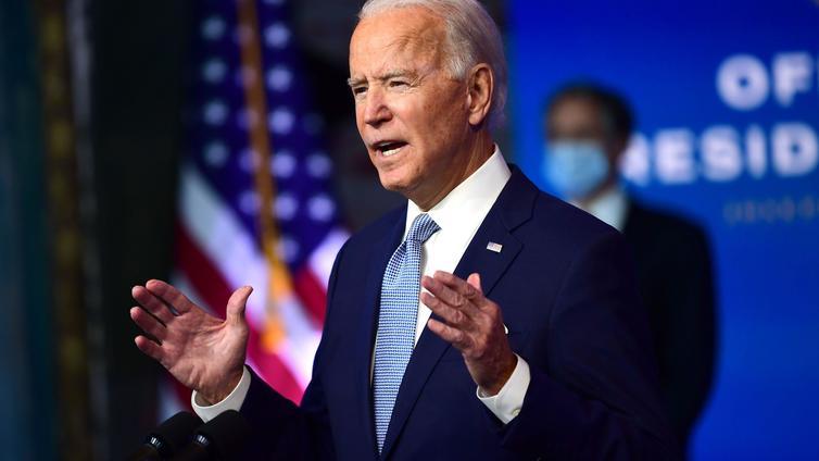 Joe Biden hakee tuloksia yhteistyöllä