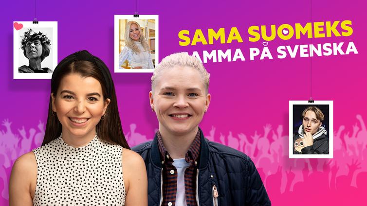 Yle Mix: puhutaan ruotsia