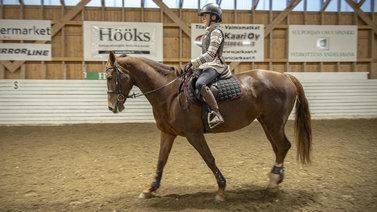 Hevostalleilla riittää harrastajia myös korona-aikana