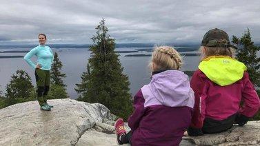 Suomalaiset ovat rakastuneet kansallispuistoihin