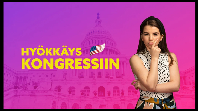 Miksi hyökkäys USA:n kongressiin oli iso uutinen?