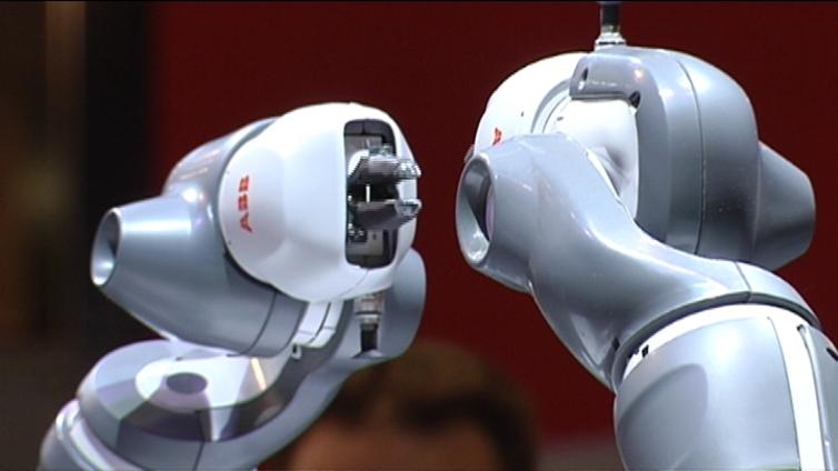 Suomella hyvät aseet robottien vallankumoukseen