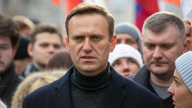 Venäläinen oppositiojohtaja Aleksei Navalnyi pidätettiin heti, kun palasi Moskovaan