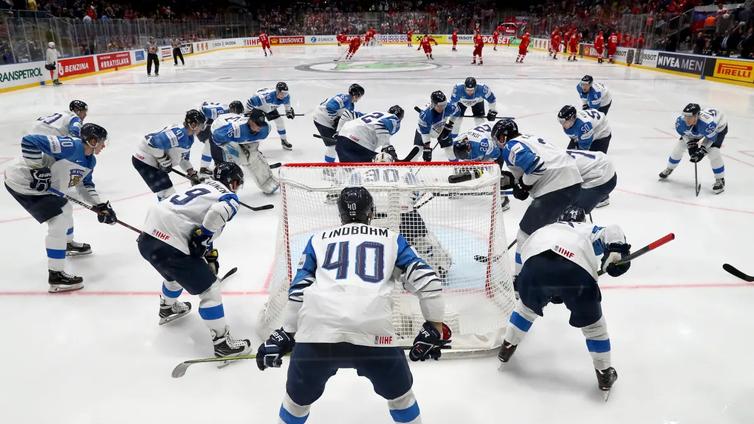 Jääkiekon MM-kisoja ei pelata Valko-Venäjällä