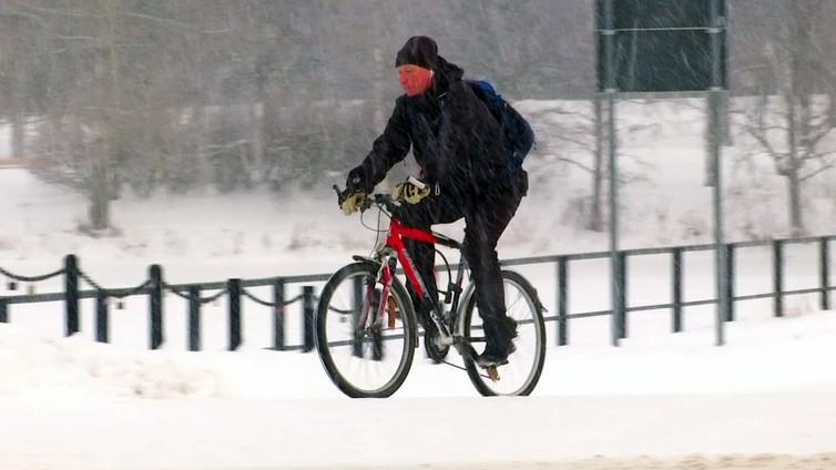 Oulua hehkutetaan maailmalla erinomaisena talvipyöräilykaupunkina
