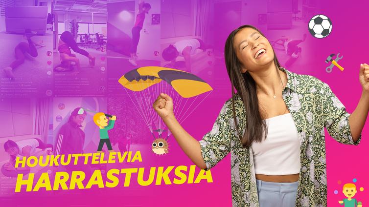 Yle Mix: Pysy liikkeessä myös poikkeusaikana