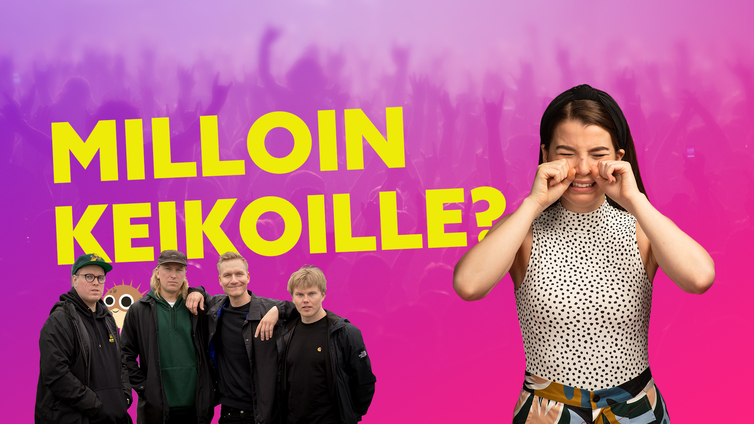 Yle Mix: Vuosi ilman kulttuuria!