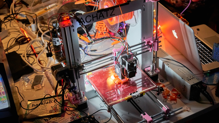 3D-tulostus pientä Suomessa - tilanne voi muuttua lähivuosina