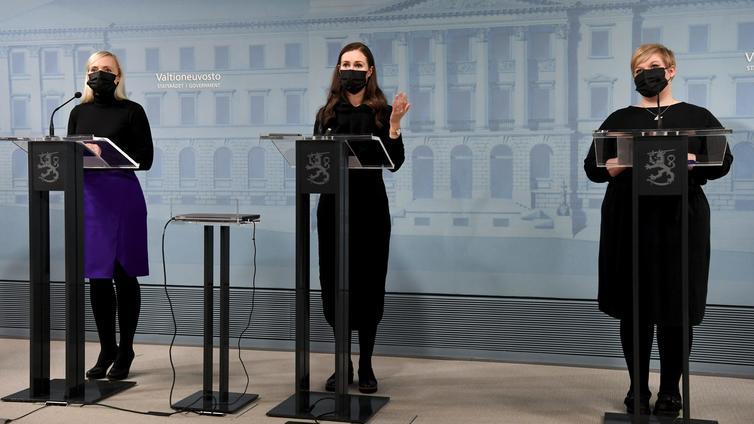 Suomeen määrättiin kolmen viikon sulkutila