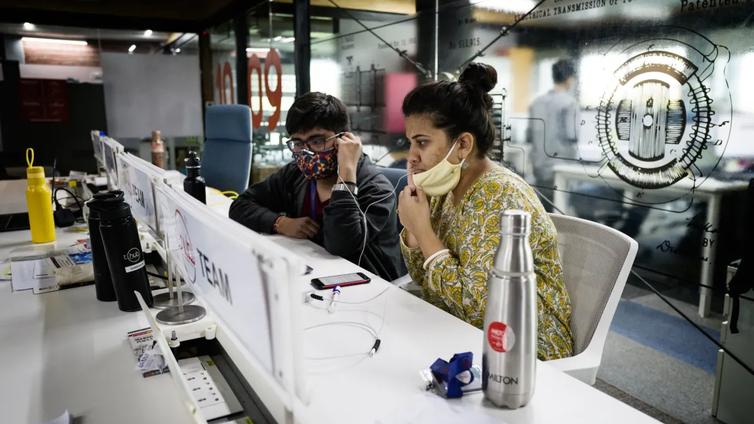 Intian Hyderabad haluaa uudeksi Piilaaksoksi