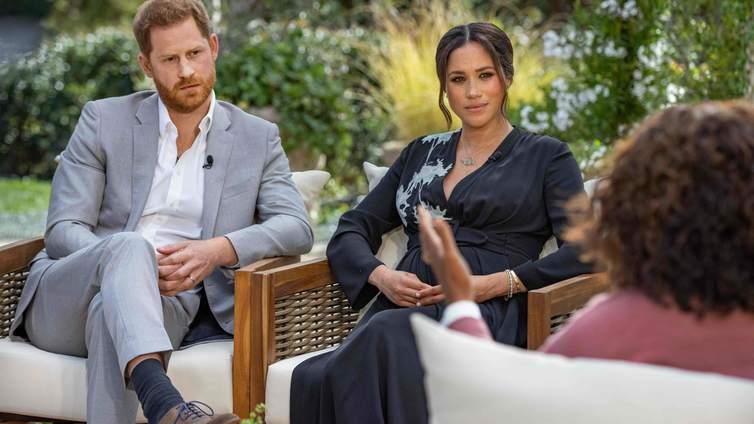 Prinssiparin kohu-haastattelu kuohuttaa Britanniaa