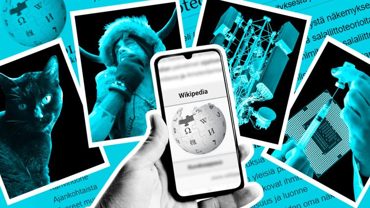 Wikipedia täytti 20 vuotta