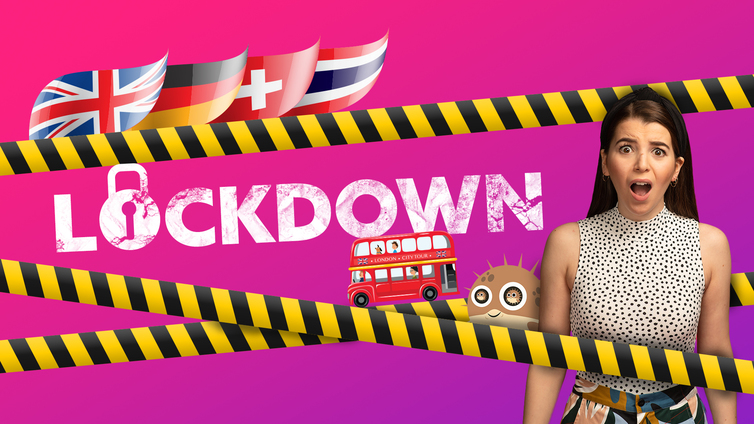 Yle Mix: Miltä lockdown tuntuu ulkomailla?
