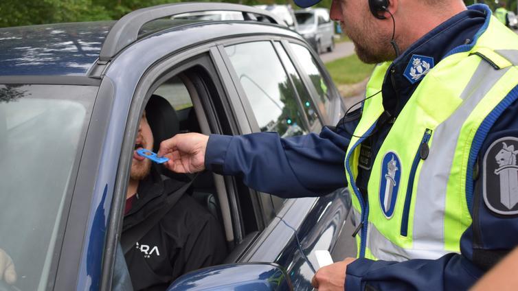 Poliisi: Huumeisiin liittyvät rikokset ovat suurin uhka