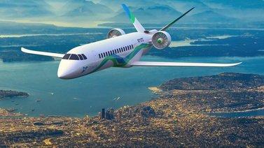 Sähkölentokoneet voivat mullistaa lentämisen päästöt tulevaisuudessa