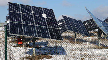 Jalkojemme alla on aine, joka voi mullistaa aurinkosähkön tuotannon