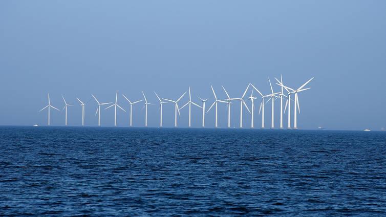Ahvenanmaalle suunnitellaan jättimäistä tuulivoimapuistoa