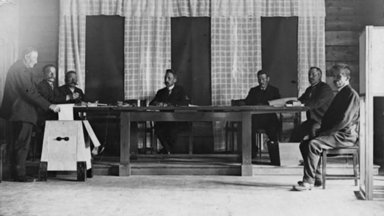 Suomen ensimmäiset kuntavaalit olivat melkoinen ihme