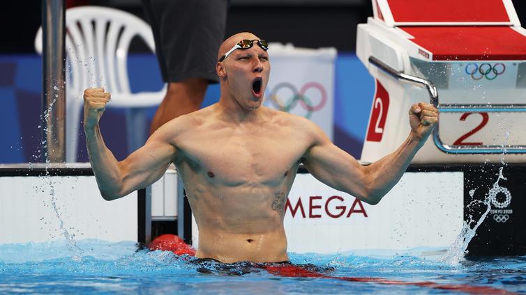 Henkinen valmennus muutti Matti Mattssonin uintiuran