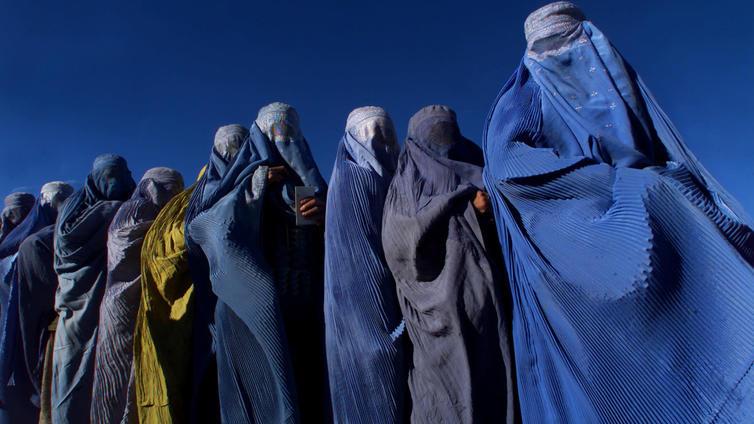 Talibanin valtaannousu on uhka ihmisoikeuksille
