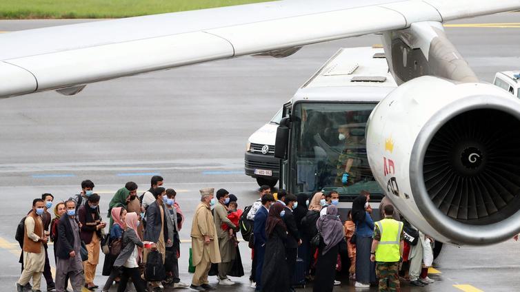 Afganistanista saapui Suomeen yli sata evakuoitavaa