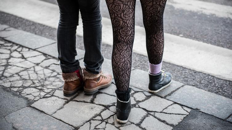 Nuorten walk in -terapia tukee mielen hyvinvointia