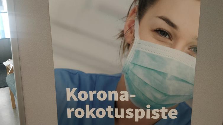 Pohjois-Pohjanmaan rokotuskattavuus jäänyt selvästi muusta maasta