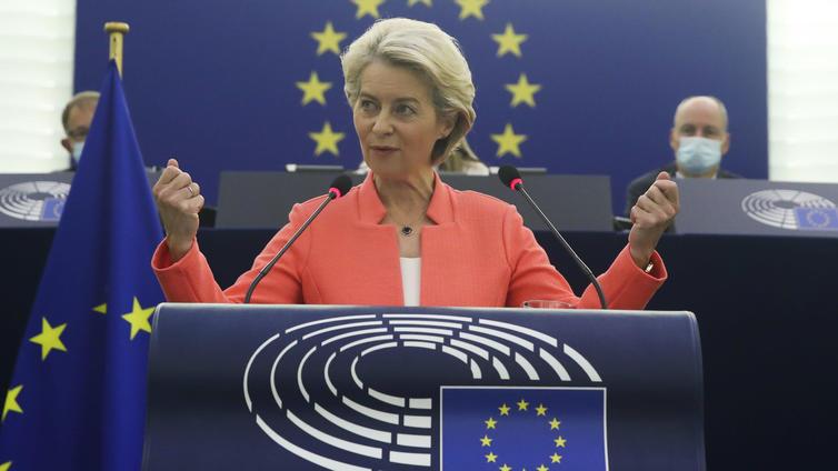 Unionin tila -puheessa kuultiin, mikä on EU:n tulevaisuuden suunta
