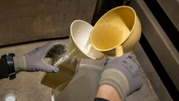 Jätevesissä voi piillä tieto uudesta pandemiasta