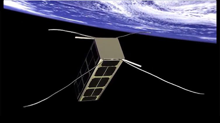 Aalto 1 - ensimmäinen suomalainen satelliitti
