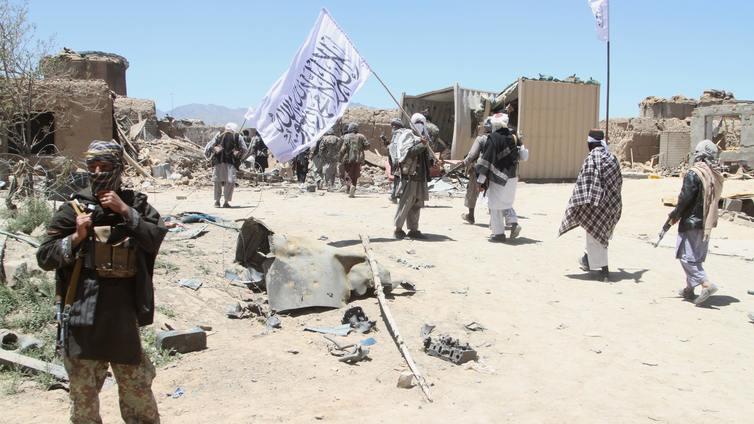 Afganistanin maaseudulla löytyy kannatusta Talibanille