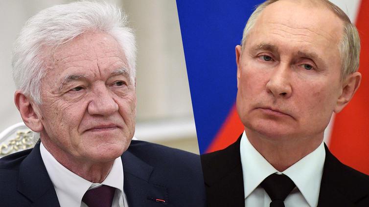 Putin johdatti KGB-eliitin Venäjän johtoon
