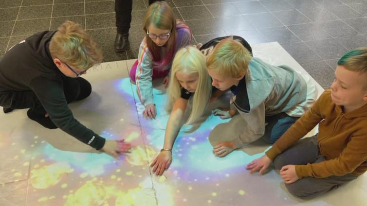 Pohjois-Karjalan kouluissa kitketään yksinäisyyttä hyvien tekojen avulla