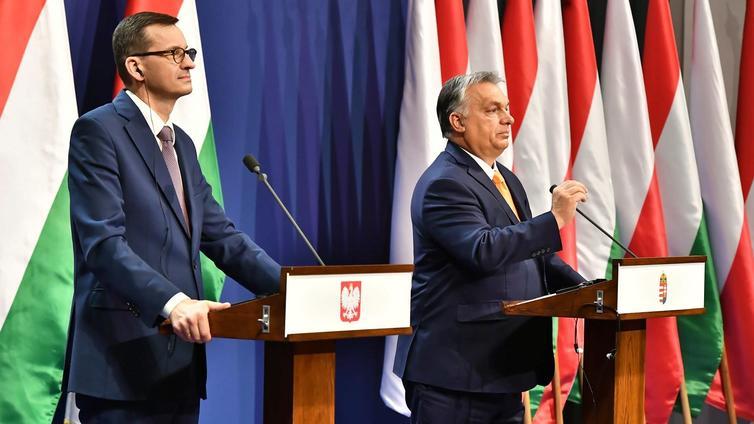 Unkari ja Puola eivät noudata oikeusvaltion sääntöjä - Miksi EU ei tee mitään?