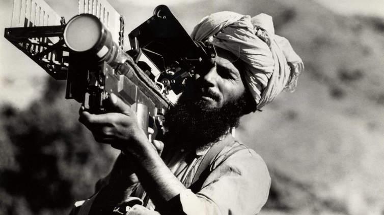 Afganistanin historia on sotien varjostama