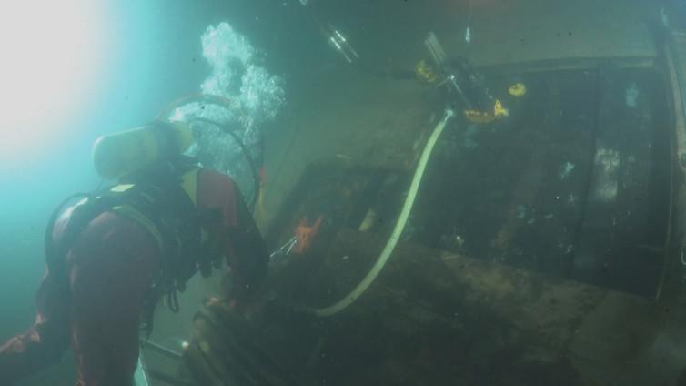 Itämeren pohjassa makaa hylkyjä, jotka voivat olla iso ympäristöriski