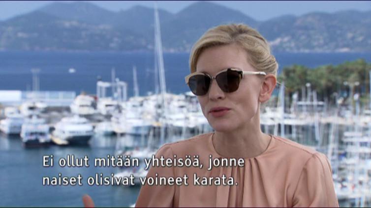 Cate Blanchett ihmettelee asenteita homoseksuaalisuudesta kertoviin elokuviin