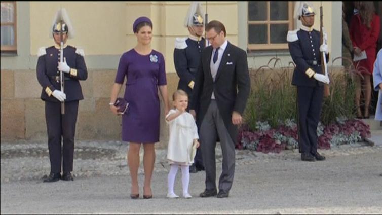 Prinsessa Victoria sai pojan