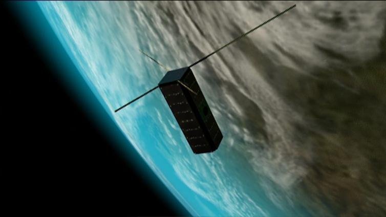 Ensimmäinen suomalainen satelliitti odottaa matkaansa avaruuteen