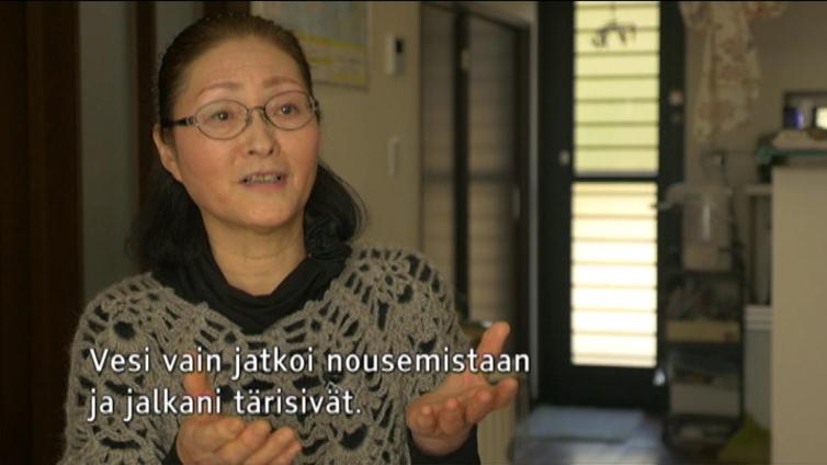 Japanin tsunamista 5 vuotta