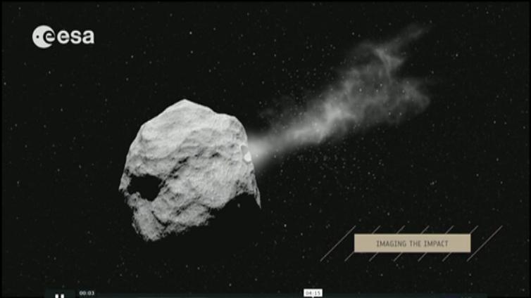 Suomalainen satelliitti saattaa tutkia pian asteroidia